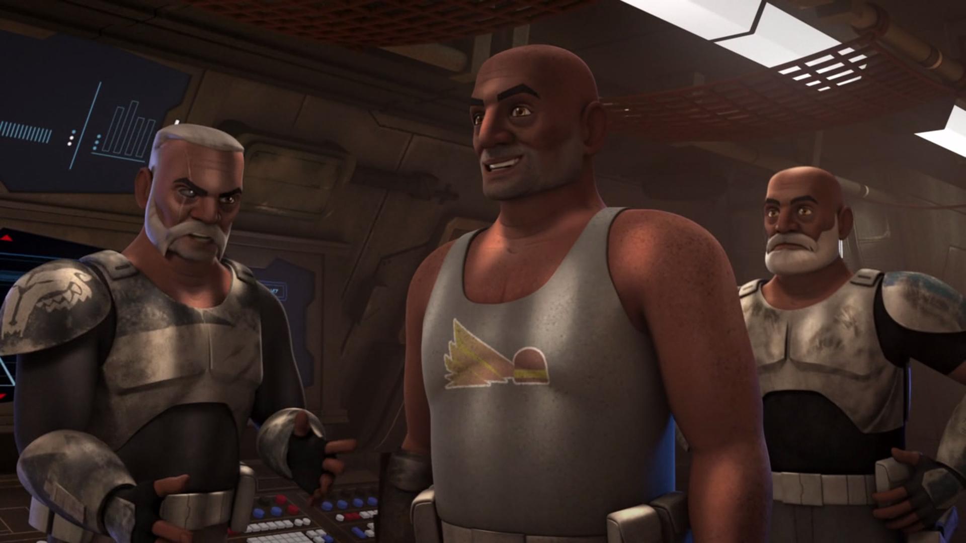 Star Wars Rebels Review The Lost Commanders Mynock Manor